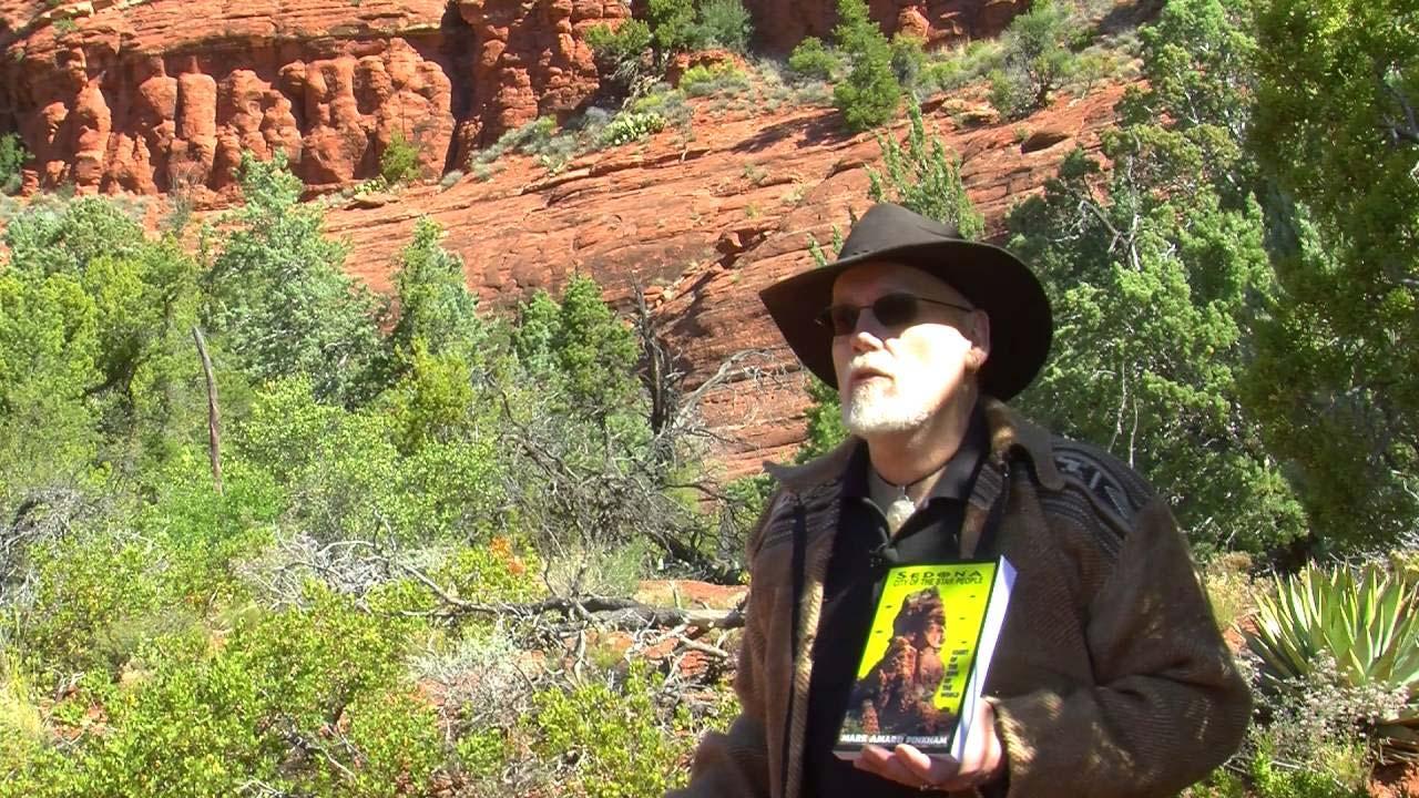 Mark Amaru Pinkham, Author