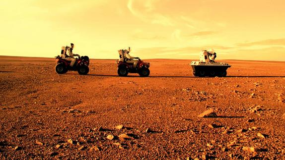 Manned Mission on Mars in 2018 | Ancient Origins
