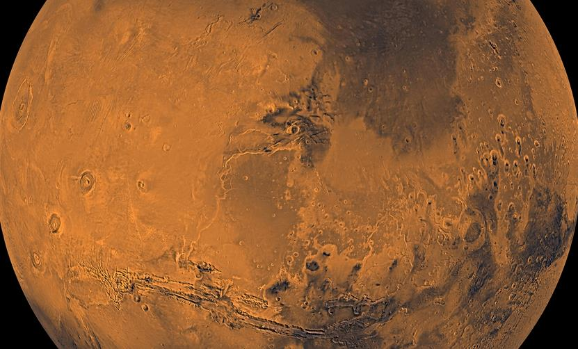 Life on Mars