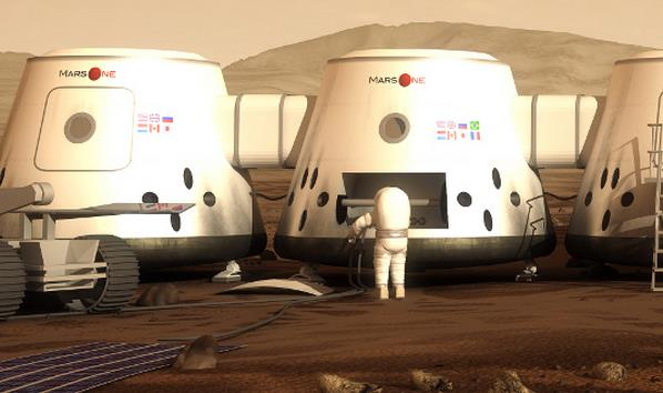Mars One Colony Project