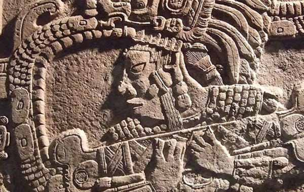 The Maya myth of creation