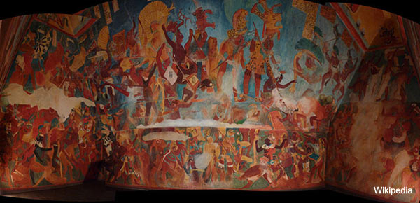 Traumatic skull injuries reveal Mayans used spiked clubs | Ancient ...