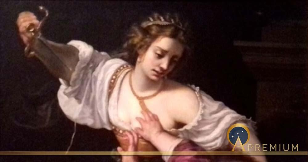 Medea by Artemisia Gentileschi (1620)(Public Domain)