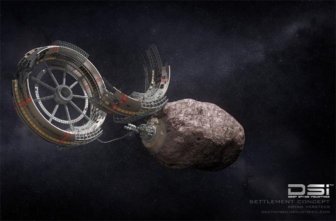 Mining Asteroids