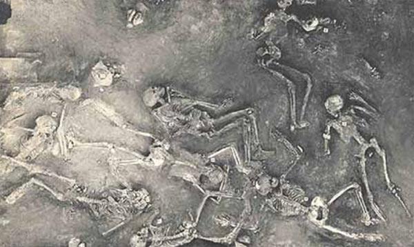 Mohenjo Daro Masacre