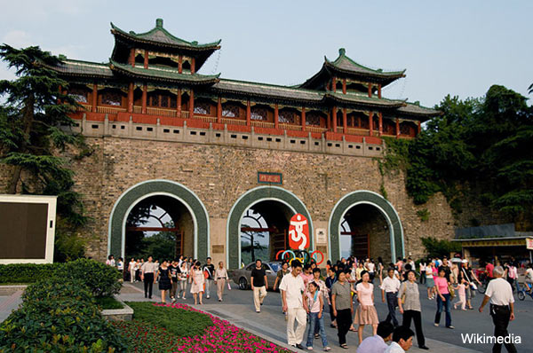 Rice Mortar in China