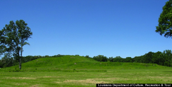 Ancient Mound At Poverty Point, La. Built With Surprising Speed, Archaeologists Say