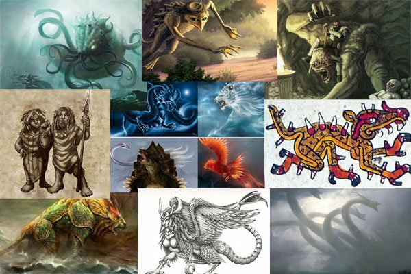 Mythological Creatures