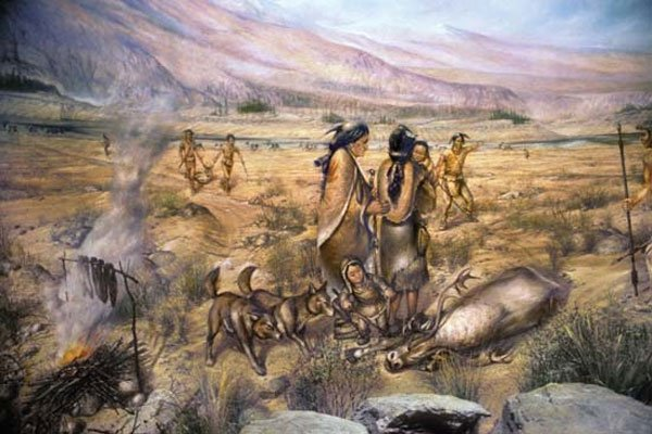 Evolution of a native american society a journey through for North american culture facts
