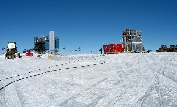 IceCube Observatory - High Speed Neutrinos