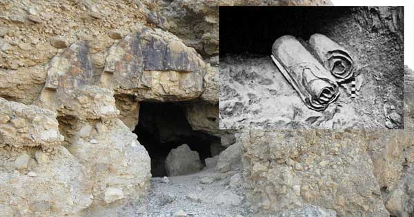 New Dead Sea Scrolls Discovered: Archaeologists Excited to Unearth Two New Fragments in the Cave of Skulls
