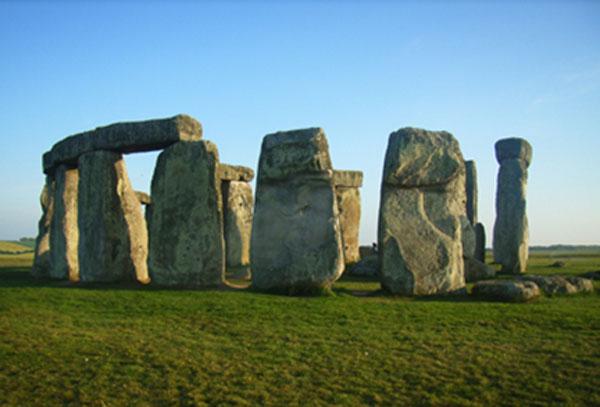New study - stonehenge