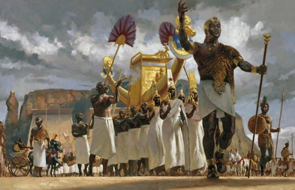 Nubia and the Powerful Kingdom of Kush