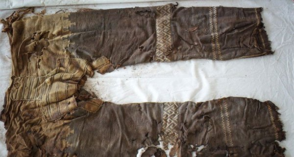 The Oldest trousers in the world