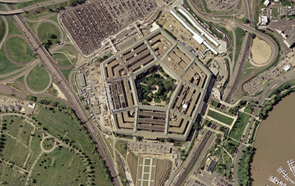 Was The U S Pentagon Inspired By Ancient Monumental