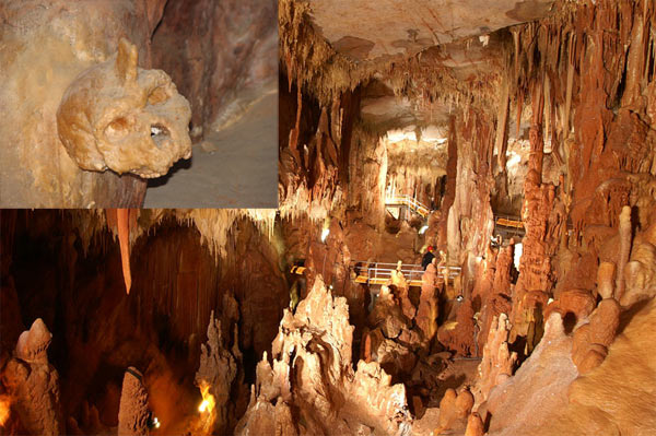 Petralona Cave - Greece
