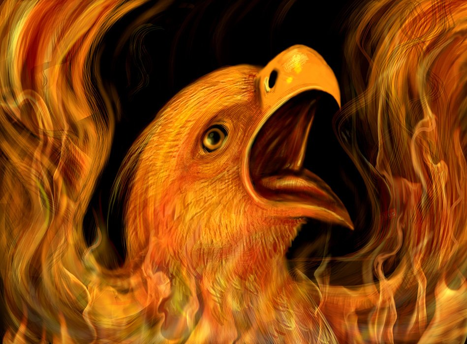 Symbolism of the Mythical Phoenix Bird: Renewal, Rebirth and
