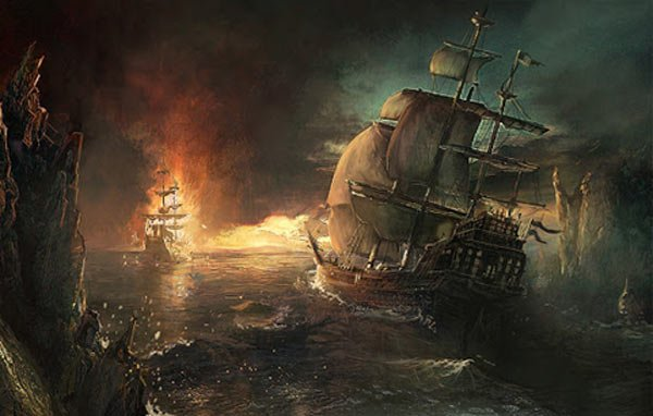 Thames Shipwreck identified as Cherabin, English pirate ship