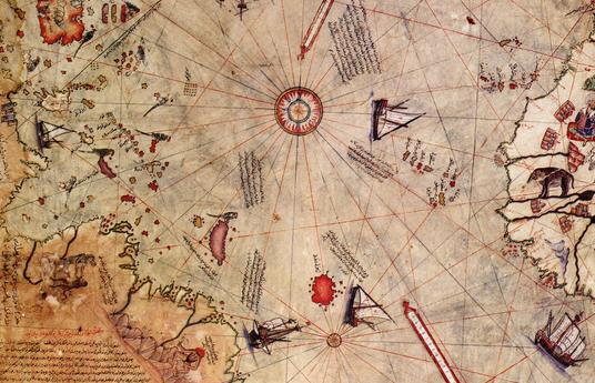 Piri Reis Map - Evidence of Ancient Technology? | Ancient Origins
