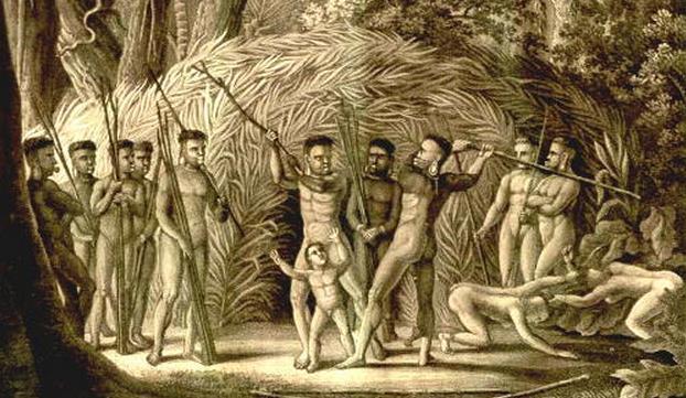 Polynesian DNA in Brazil