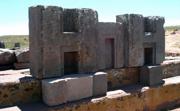 Ancient Mysteries Puma Punku in Tiahuanaco Bolivia