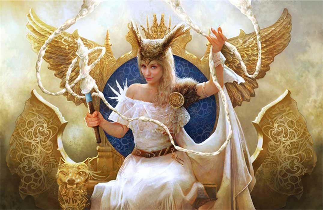 Frigg: Queen of Asgard, Beloved Norse Goddess, Mother | Ancient Origins