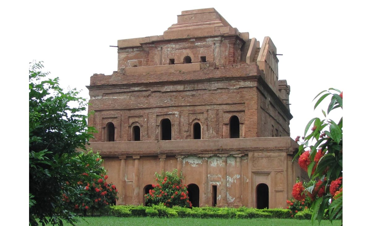 The raja palace