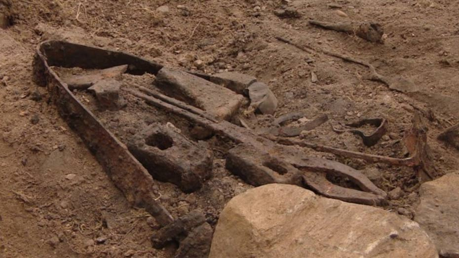 Rare 9th Century Tools Discovered under Norwegian Garden