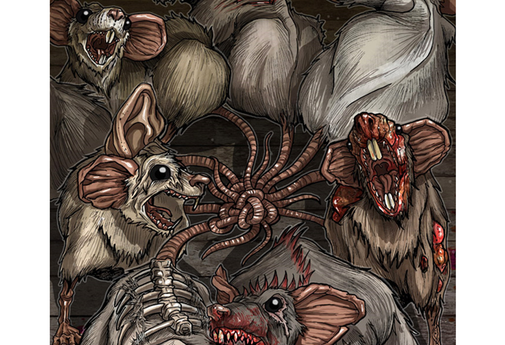The Ancient Legend of the Monstrous Rat King