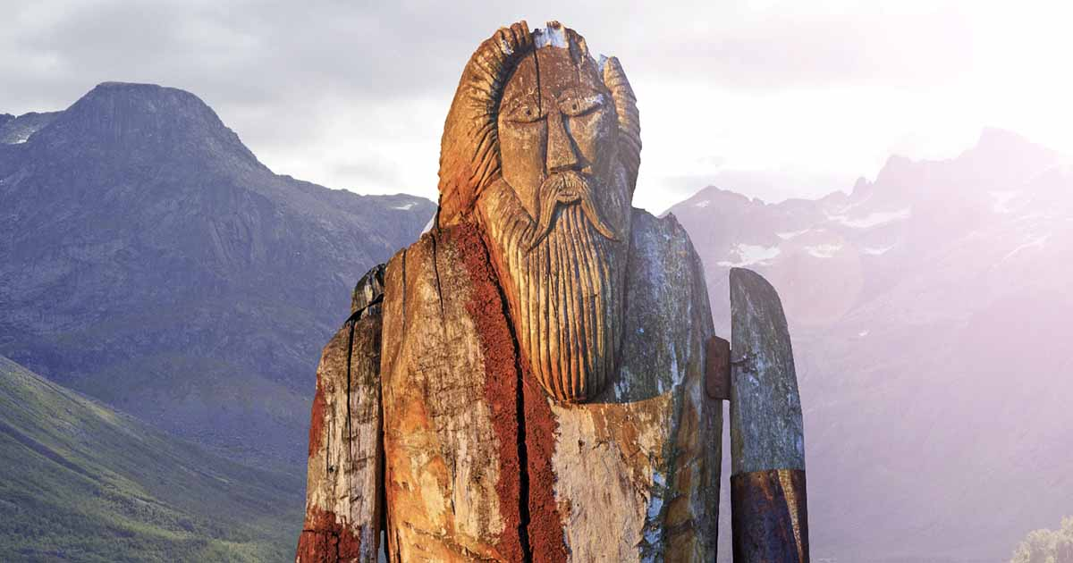 Of Runes And Sacrifice: The Initiation Ritual Of Odin in Norse Myth