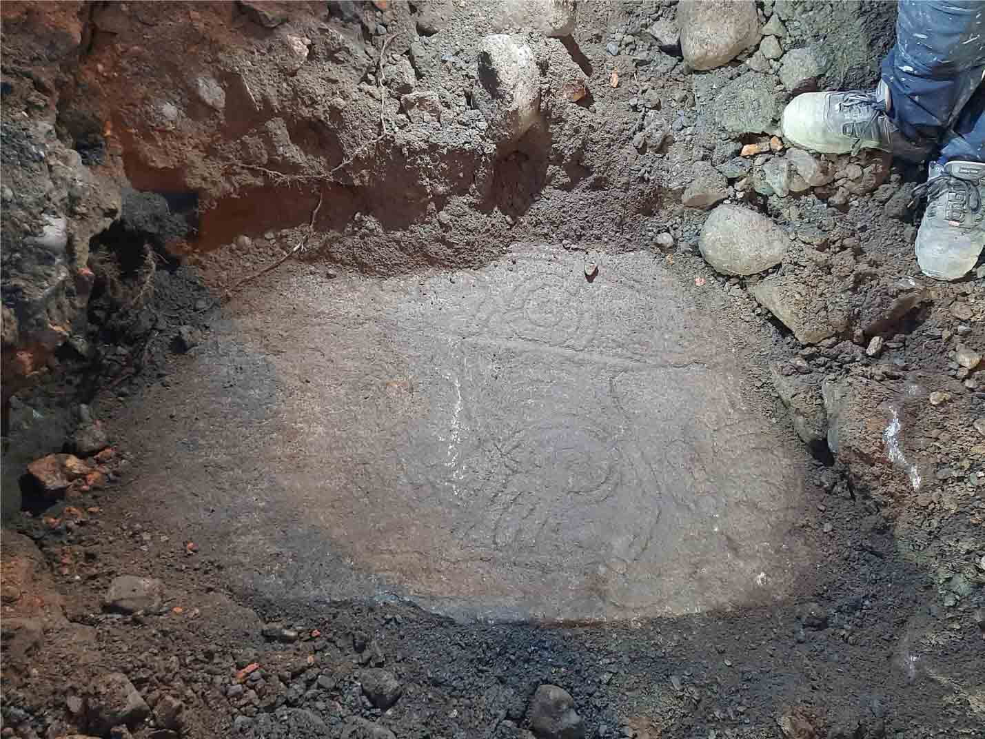 Long-Lost Runestone From Viking Monument Recovered In Sweden