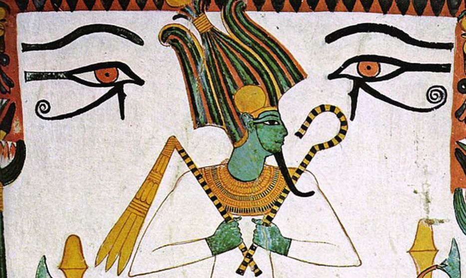 Grave of Sennedjem - Sais, Osiris, Egypt