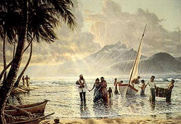 Samoa Cults