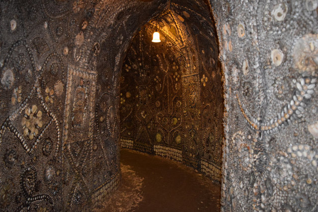 The mysterious shell grotto of Margate – Part 1 | Ancient