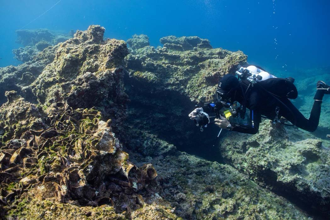 Three Ancient Shipwrecks Still With Cargo Found Off Greek Island