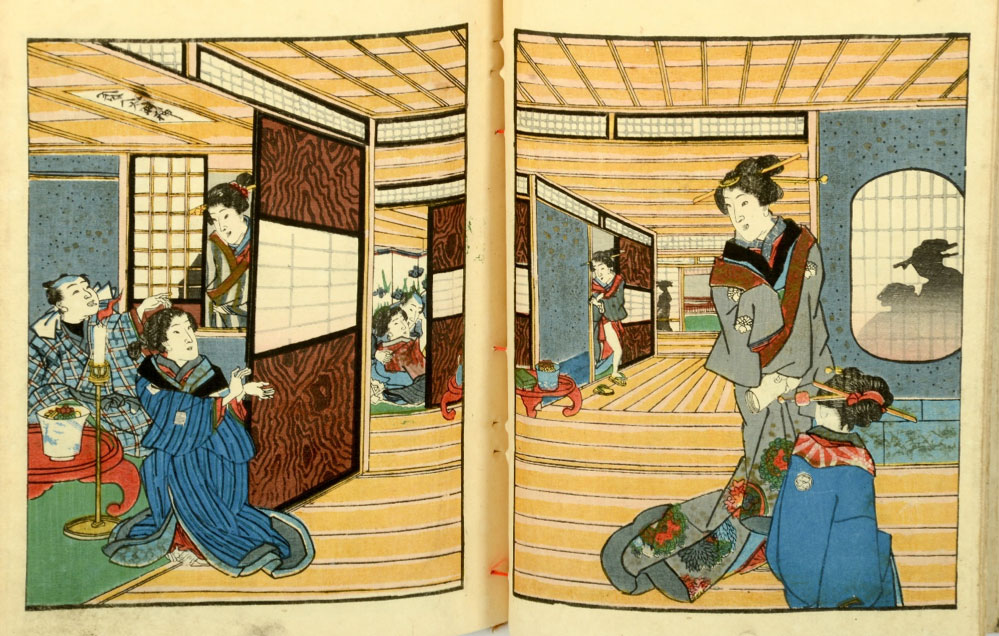 Sex Scandal And Allure The Erotic Art Of Shun Ga From Edo