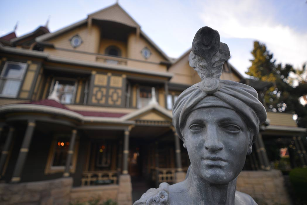 The Winchester Mystery House, San Jose, California