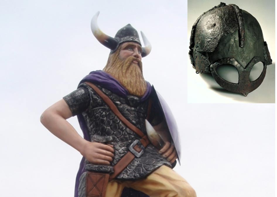Exposing the Roots of the Viking Horned Helmet Myth ...Horned Helmet Viking