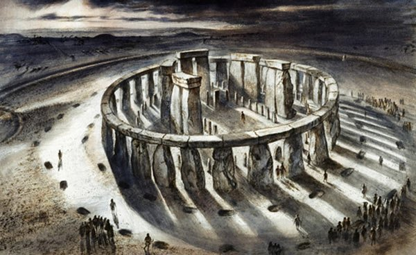 an introduction to the history and the origins of stonehenge Stonehenge is arguably britain's greatest ancient structure but there are many problems with the way the famous stone circle is presented was it transported by.