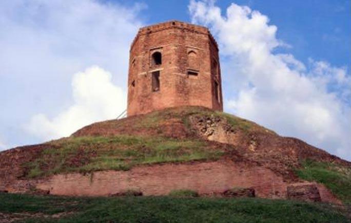 Stupa in Asia