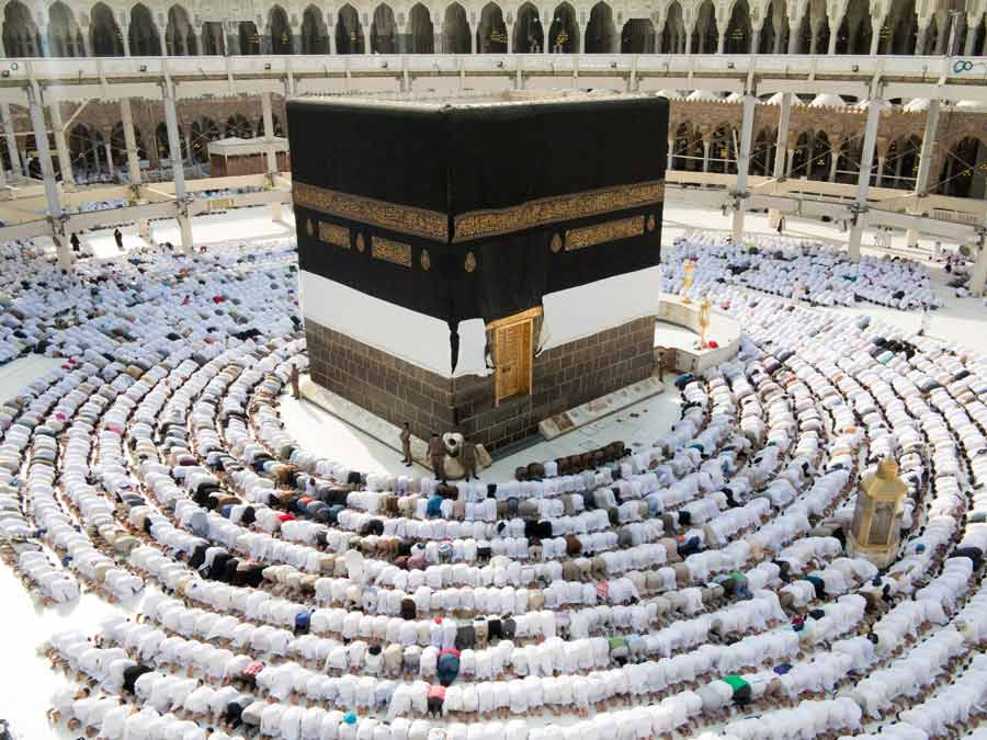 How Two Jewish Rabbis Respected and Protected the Ka'bah of Islam