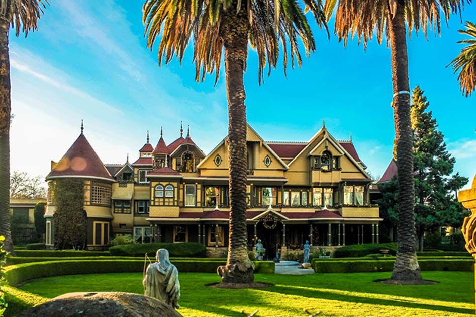 The Winchester Mystery House – is it really haunted?
