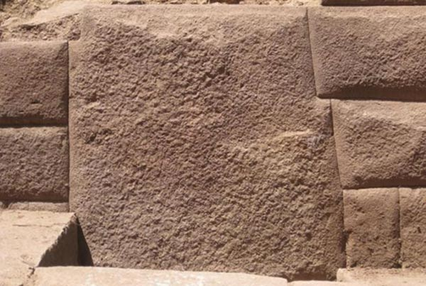 Thirteen-angle stone discovered in ancient Inca wall