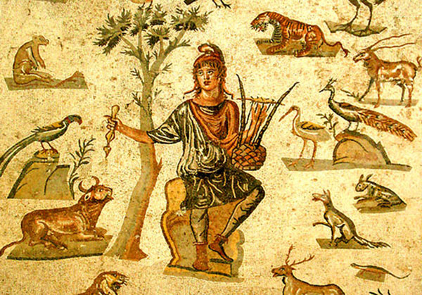 The Enigma of the Thracians and the Orpheus Myth