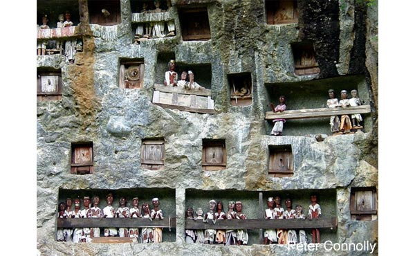 The Toraja people and the most complex funeral rituals in the world
