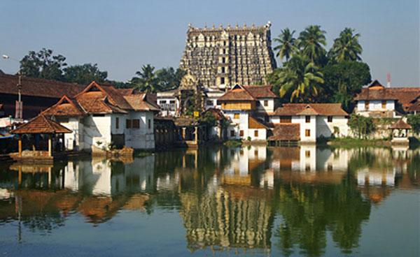 Treasure Vishnu Temple