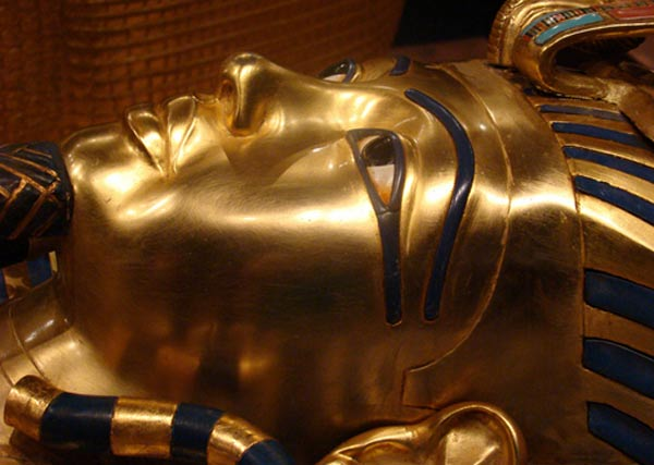 Tutankhamun Face mask