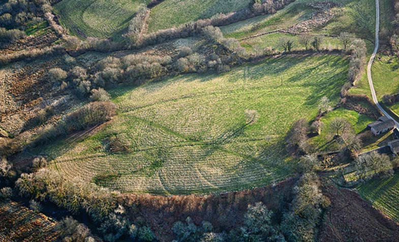 2,000 previously unknown archaeological sites identified in Exmoor, England