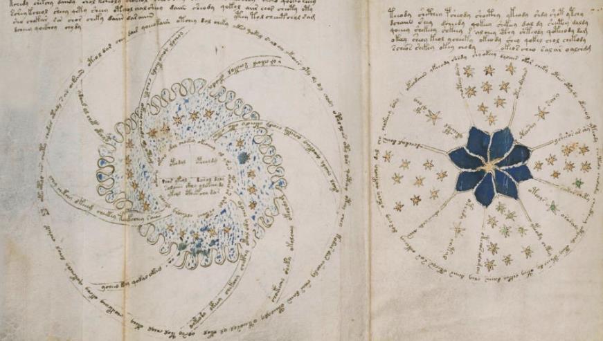 Voynich Manuscript - The Book that cannot be read