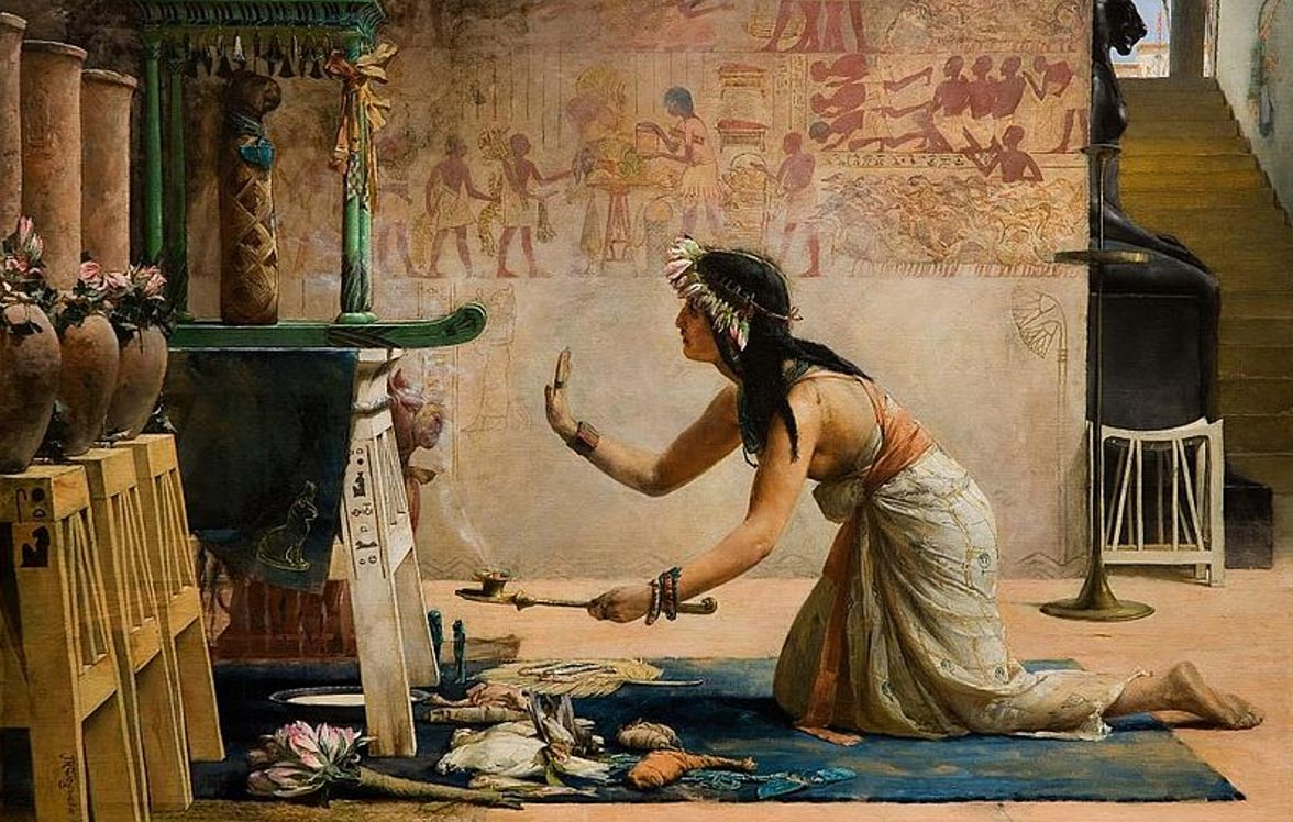 The Veneration And Worship Of Felines In Ancient Egypt Ancient Origins